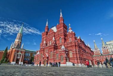 HN – Matxcova – Saint Petersburg 9N Bay VN