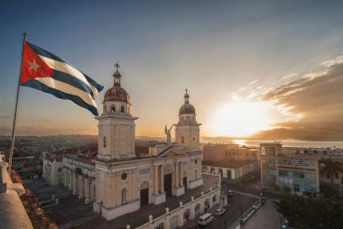 Hà Nội - Havana - Vinales - Varadeo - Santa Clara - Santiade Cuba - Guatanma 12N
