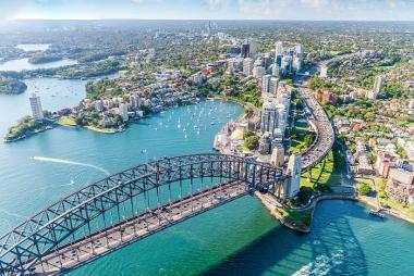 Hà Nội - Sydney - Melbourne 7N6Đ
