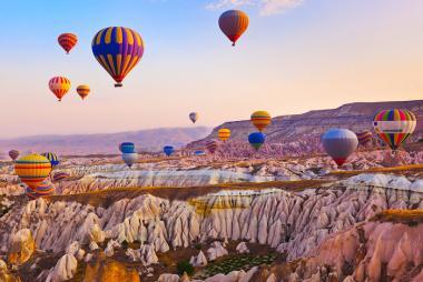 HCM - Istanbul - Canakkale - Pamukkale - Cappadocia 9N