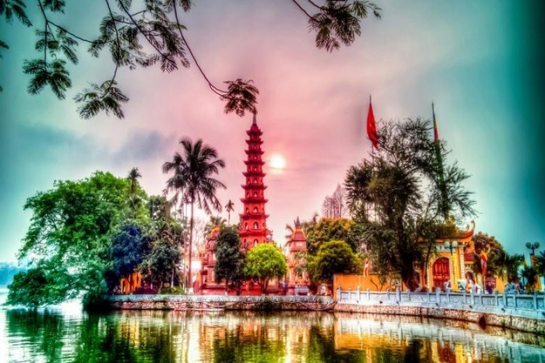HCM - Hà Nội - Hạ Long - Sapa 4N3Đ hành trình về miền Bắc