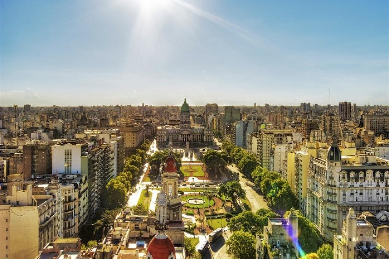 Thành phố Buenos Aires