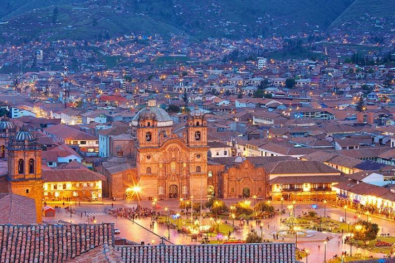 Thành phố Cuzco