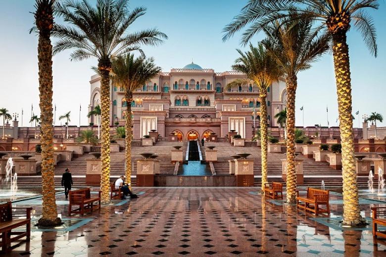 Khách sạn 7 sao