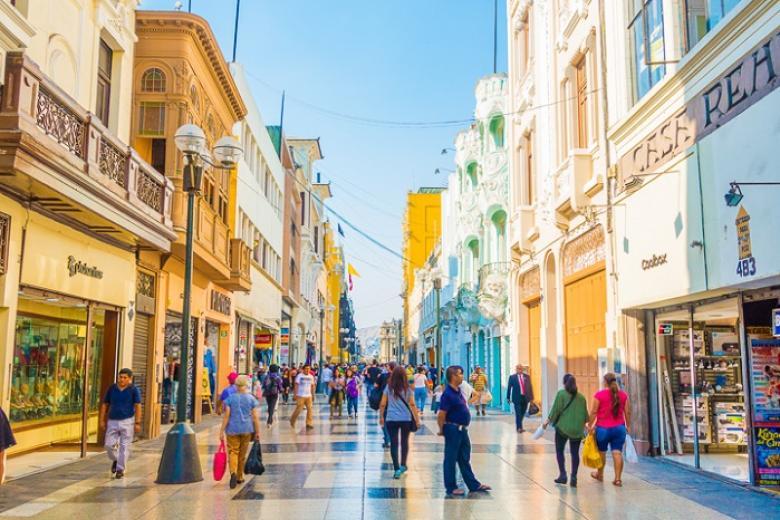 Thủ đô Lima