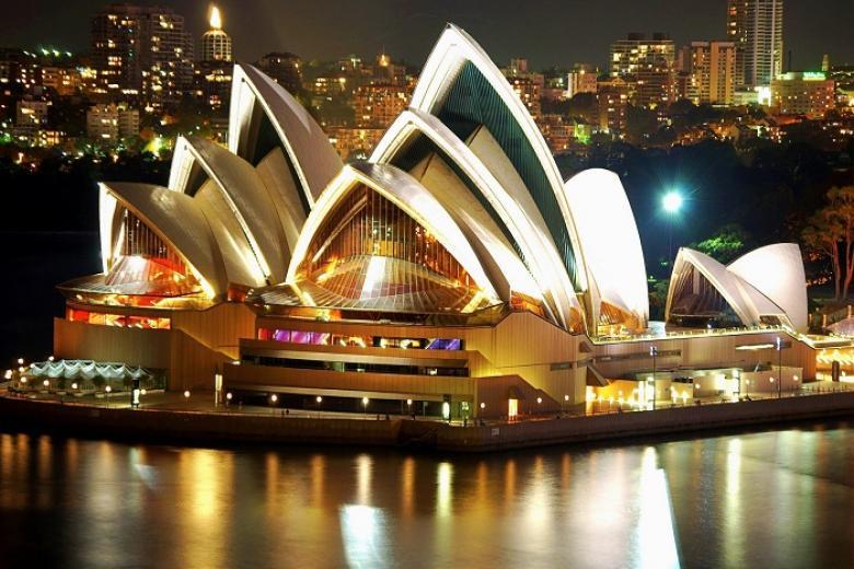 Nhà hát con sò Sydney