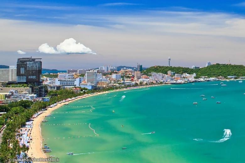 HCM - Bangkok - Pattaya 5N4Đ Bay Nok Air