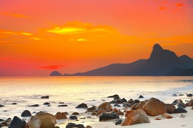 bãi nhát - côn đảo
