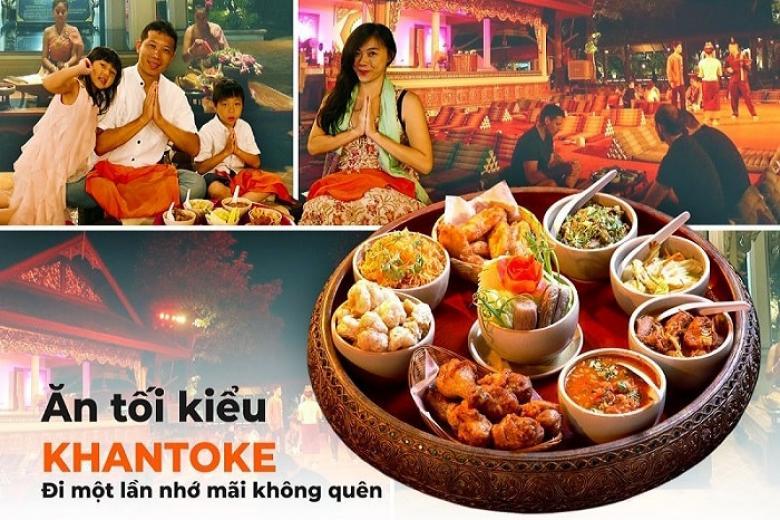 Ăn tối kiểu Khantoke