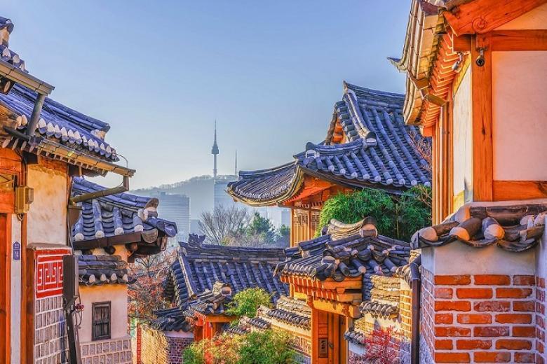 Hà Nội - Seoul - Nami - Eveland 5N4Đ - Bay VietJet