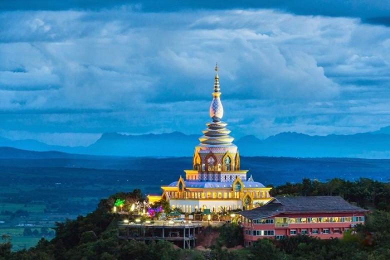 HCM - Chiang Mai - Chiang Rai 4N3Đ, Bay Vietjet Air