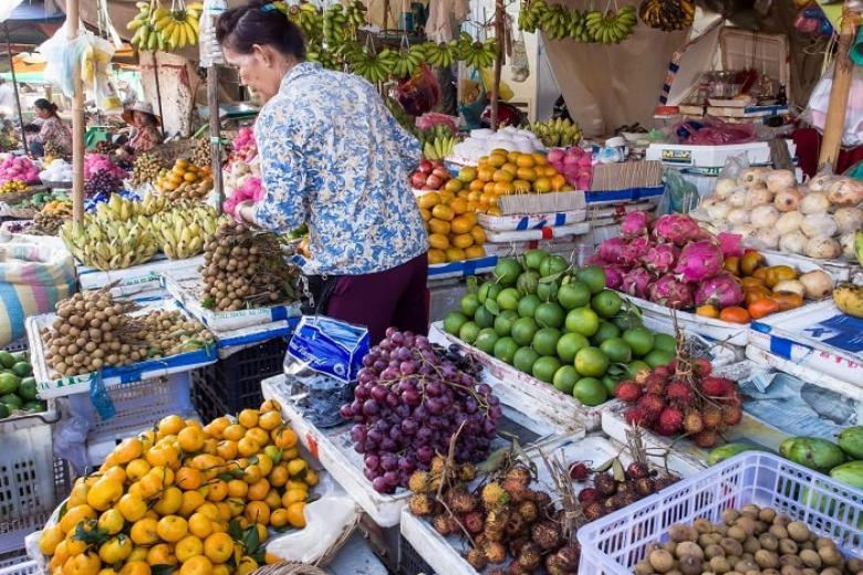 Chợ trái cây