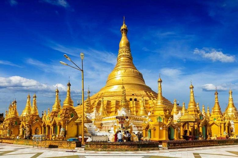 HCM - Yangon - Bago - Golden Rock 4N3Đ bay Vietnam Airlines