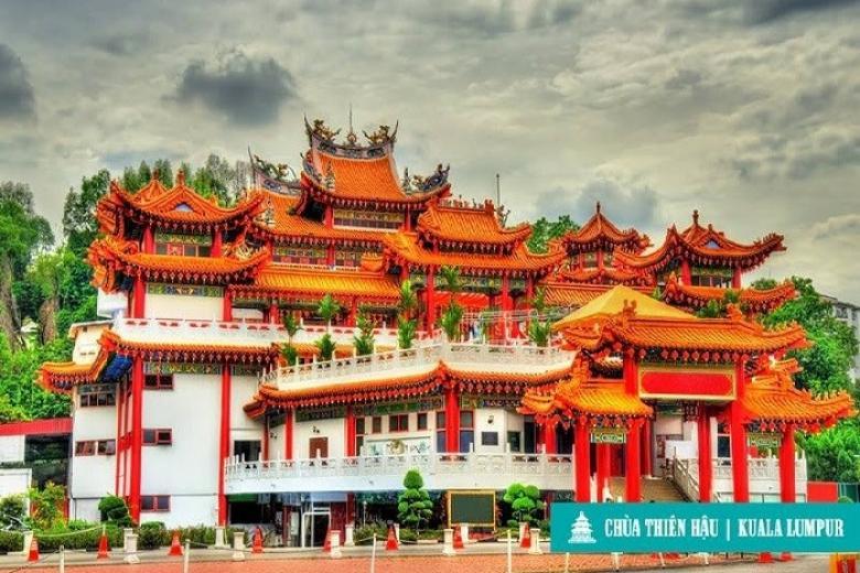 Chùa Bà Thiên Hậu - Kuala Lumpur