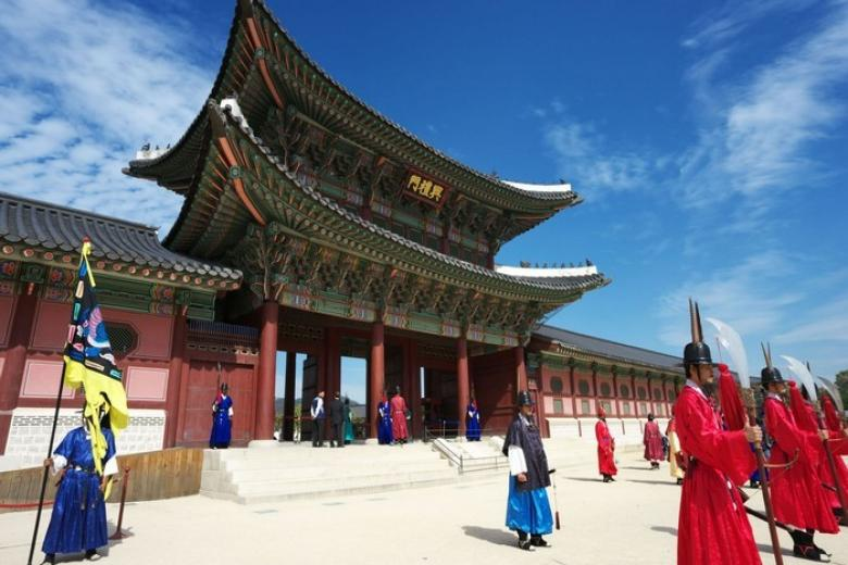 HCM - Bắc Kinh - Seoul - Nami - Everland - 7N6Đ, KS 4*, Bay China Southern Airlines