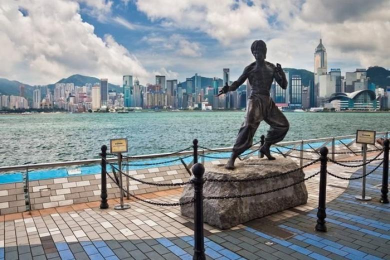 Đại lộ Ngôi Sao Hồng Kông
