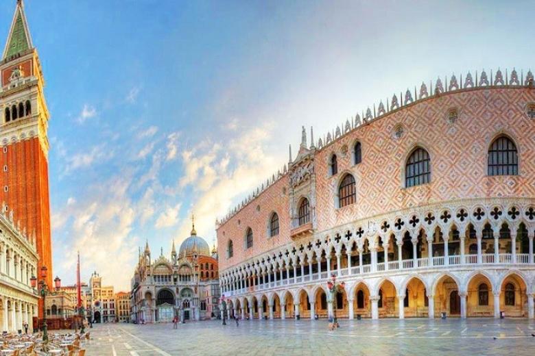 Venice thành phố tình yêu