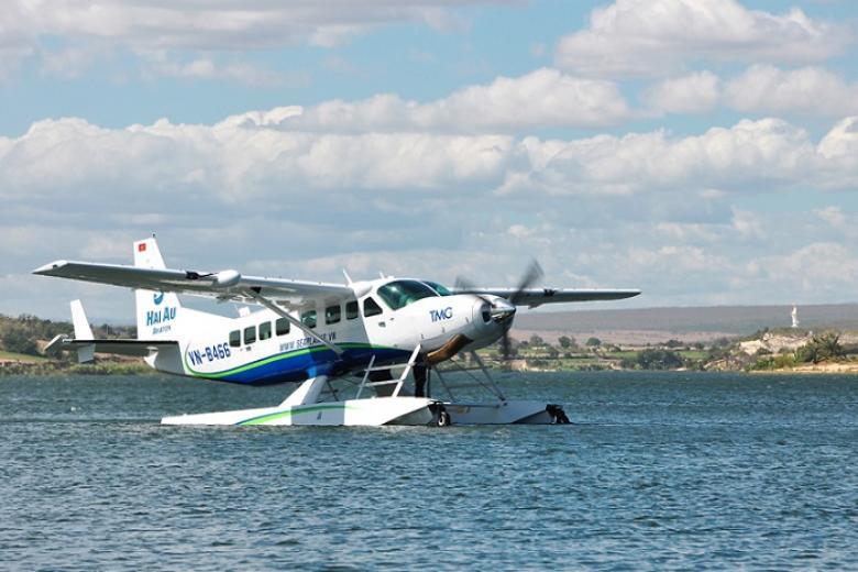 du lịch hạ long bằng thủy phi cơ
