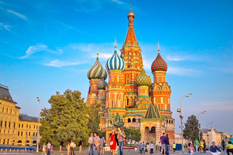 HCM – Matxcova – St.Petersburg – Matxcova 9 ngày