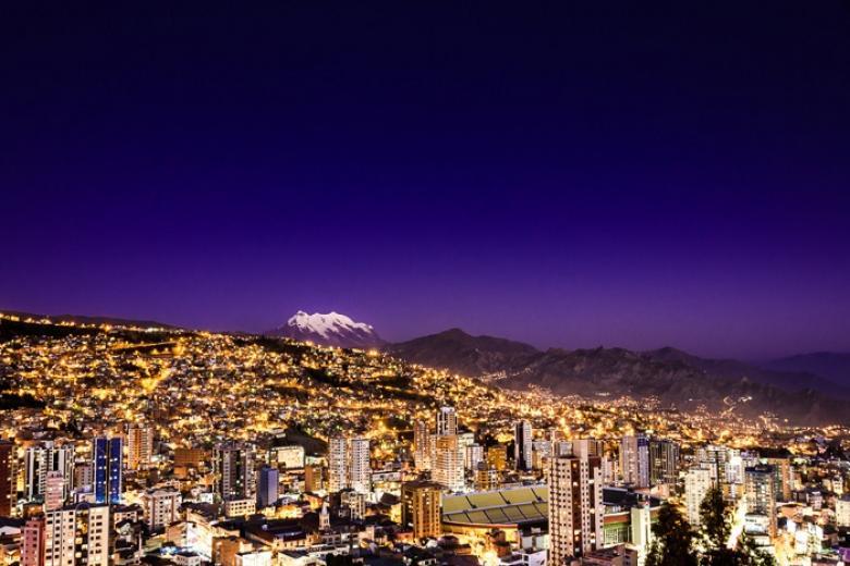 Hà Nội - Colombia - Paraguay - Bolivia - Chile - Đảo Phục Sinh 18N