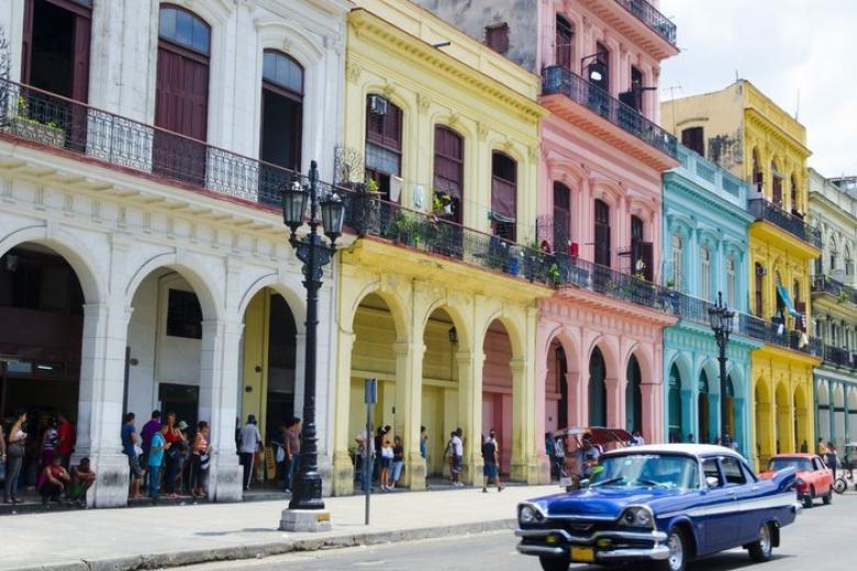Hà Nội - New York - Philadelphia - Washington D.C - Havana - Los Angeles - Las Vegas 13N