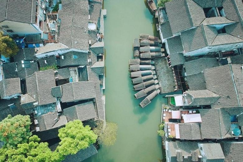 Du Lịch Trung - Hàn: HCM - Thượng Hải - Tây Đường Cổ Trấn - Hàn Quốc 7N6D