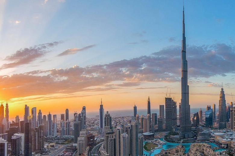 Tháp Burj.khalifa Dubai