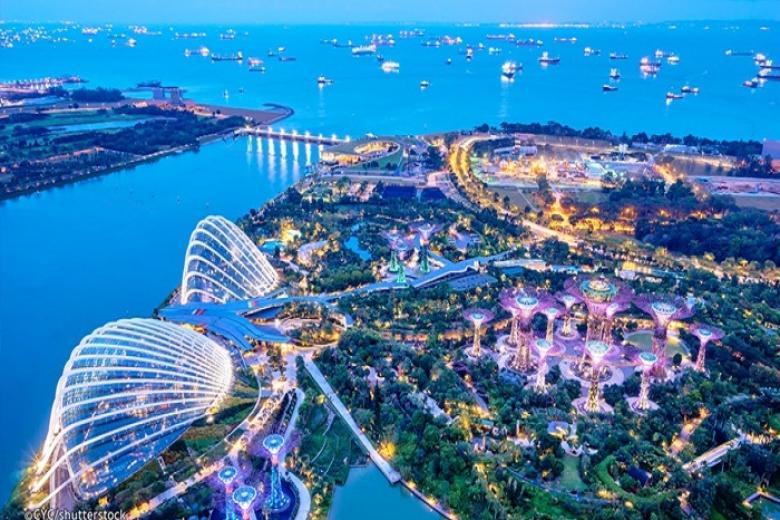 Hà Nội - Singapore - Malaysia 6N5Đ Bay Tiger Air + Malido Air