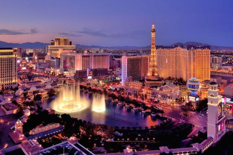 HCM - Los Angeles - Las Vegas - Santa Ana - Huntington Beach - Sandiego 7N