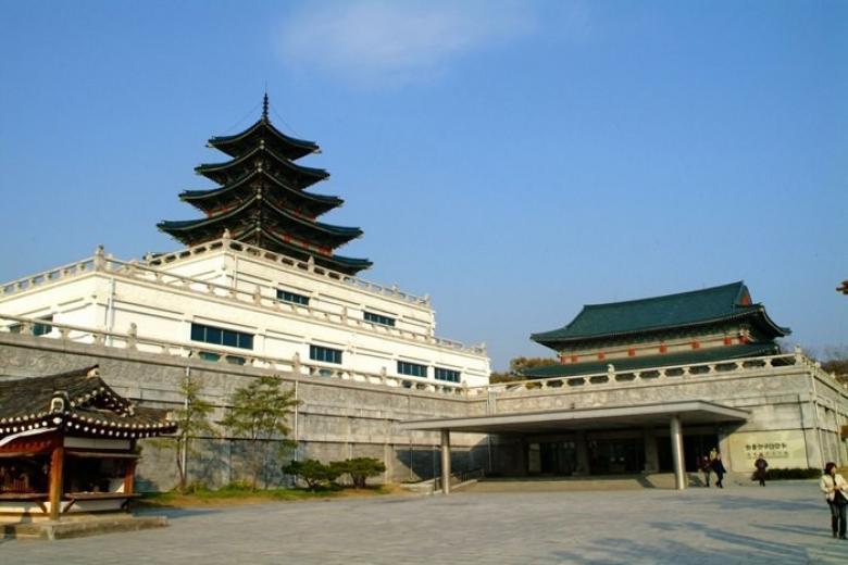 Viện bảo tàng Văn hóa Dân gian Triều Tiên Hàn Quốc