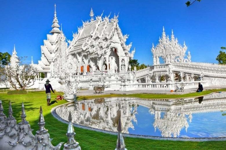Hà Nội - Chiang Mai - Chiang Rai 4N3Đ