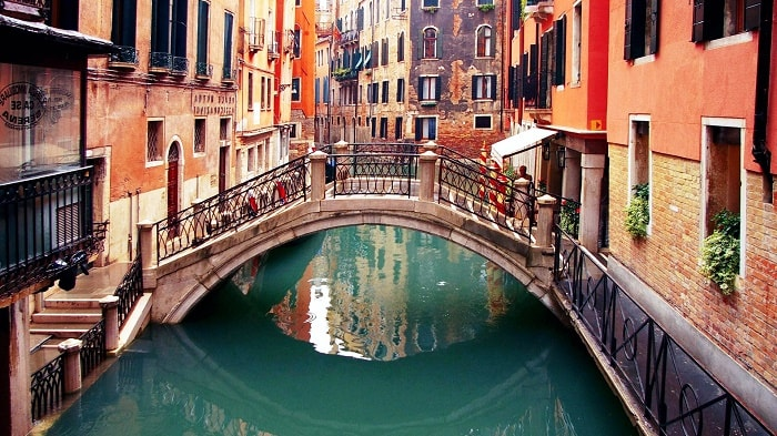Thành Phố Venice địa điểm du lịch châu Âu