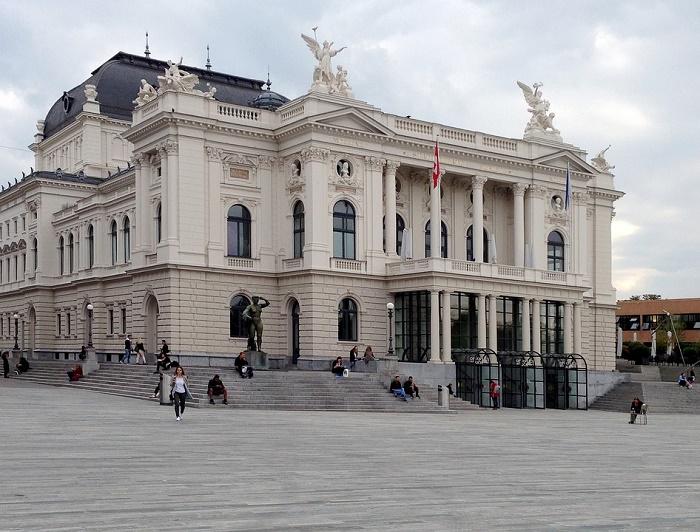 Tour châu Âu đến thành phố Zurich