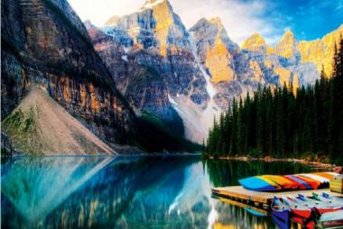 Vinh - Hà Nội - Toàn Cảnh Canada Đặc Biệt 12N12Đ