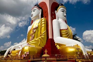 Hà Nội - Yangon - Bago - Chùa Đá Vàng 4N3Đ bay Vietnam Airlines