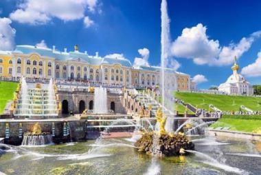 Đà Lạt - HCM - Matxcova - St.Peterburg 8 Ngày Bay Aeroflot