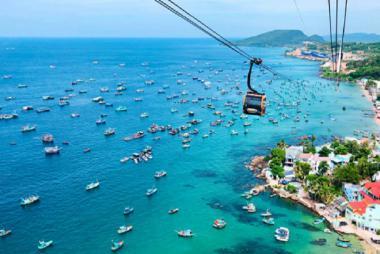 Vinh - Hà Nội - Phú Quốc 4N Bay VN