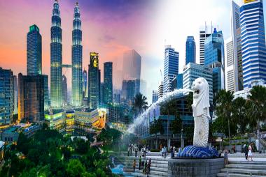 Đà Lạt - HCM - Singapore - Malaysia 5N4Đ