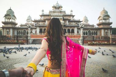 Hà Nội - Delhi - Agra - Jaipur 5N5Đ, Bay Vietjet Air + KS 5*