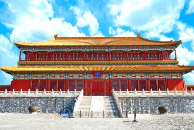 Đà Nẵng - Thượng Hải - Hàng Châu - Tô Châu - Bắc Kinh 7N7Đ, Bay Air Macau + KS 4*