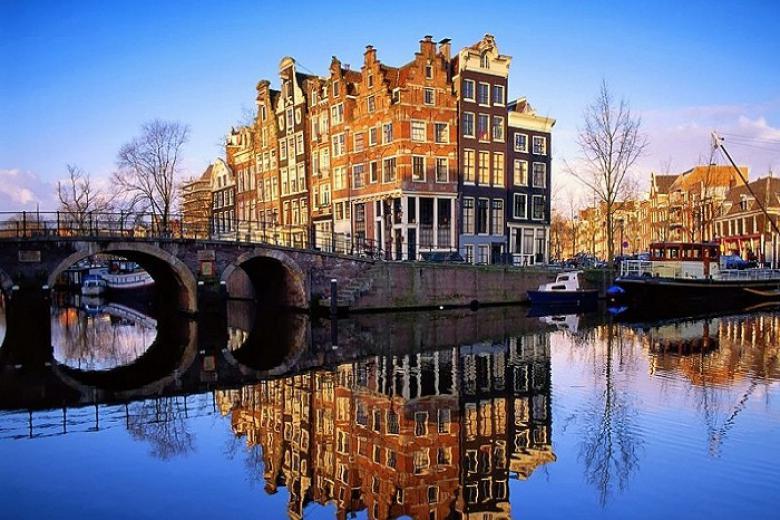 Hà Nội - Pháp - Đức - Bỉ - Hà Lan 7N6Đ - Bay Turkish Airlines