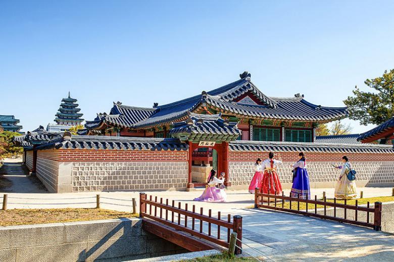 Nha Trang - Seoul - Nami - Everland 6N Bay VJ