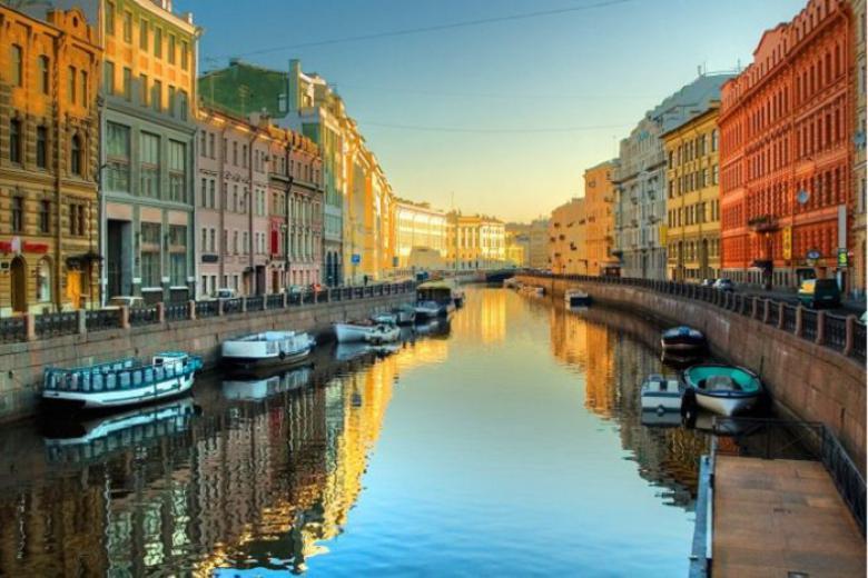 Vinh - Matxcova - St. Petersburg - 10N9Đ Bay Vietnam Airlines