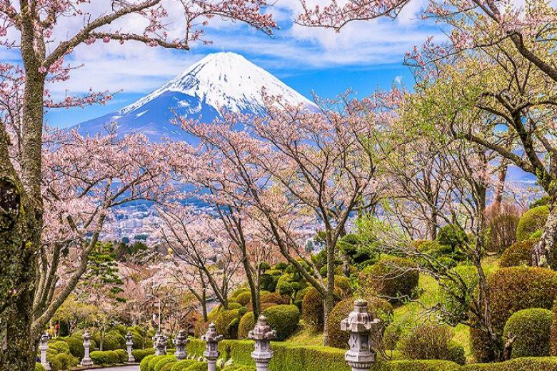 Đà Lạt - HCM - Osaka - Kyoto - Kobe - Nagoya - Yamanashi -Tokyo - Fuji 6N