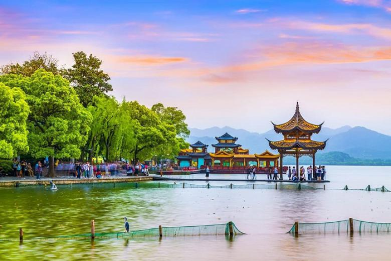 Hải Phòng - Hà Nội - Thượng Hải - Hàng Châu - Tô Châu - Bắc Kinh 7N6Đ Bay Vietnam Airlines + KS 4*