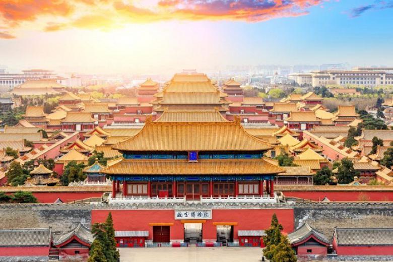 Hải Phòng - Hà Nội - Bắc Kinh - Thượng Hải 5N4Đ - Khám Phá Trung Hoa Xinh Đẹp - Bay Vietnam Airlines