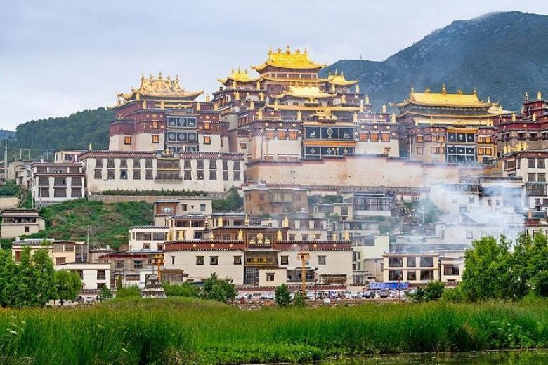 Tu viện Songzanlinsi