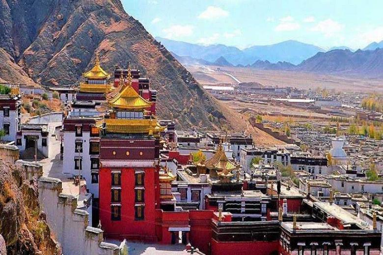 Tu viện Tashilhunpo