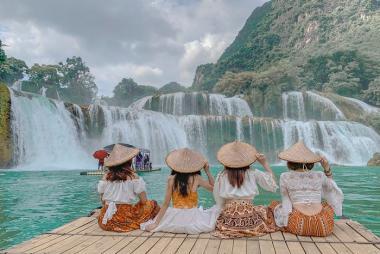 Đà Nẵng - Hà Nội - Bắc Kạn - Cao Bằng 4N3Đ, Bay Vietnam Airlines + KS 3*