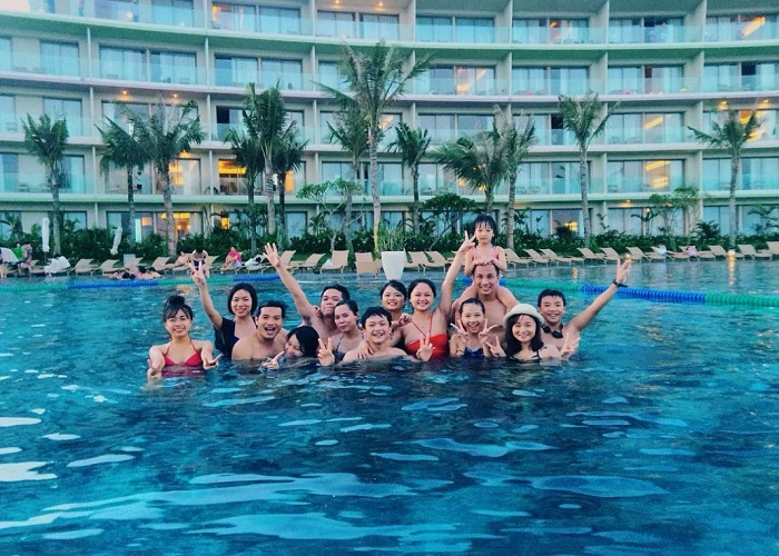 FLC thu hút đông đảo du khách mỗi năm đến nghỉ dưỡng